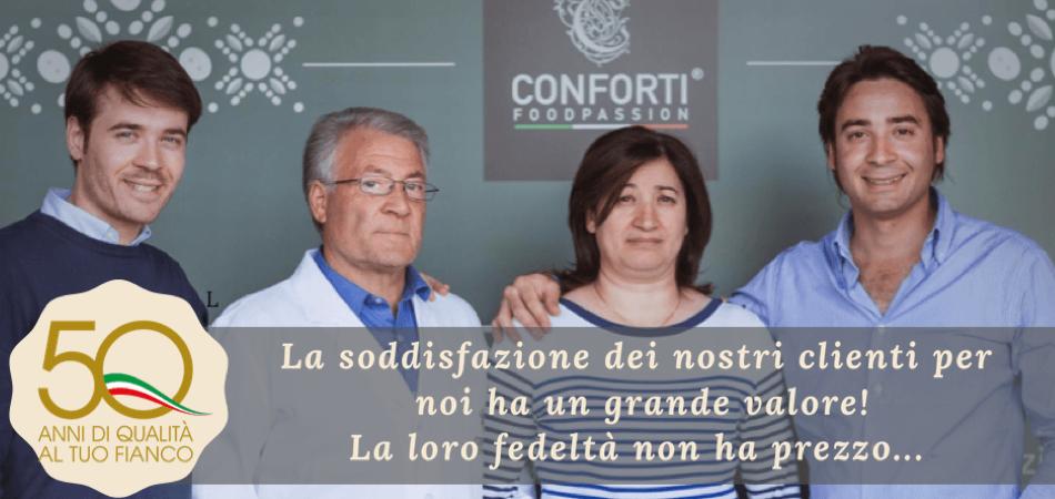 Prodotti tipici calabresi: Famiglia Conforti, antica tradizione Calabrese